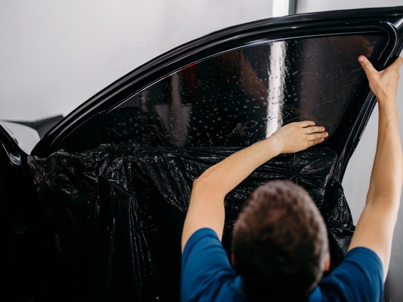Meeting the legal requirements for car tinting