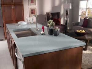 SIGNIFICANCE OF CORIAN MATERIAL IN KITCHEN