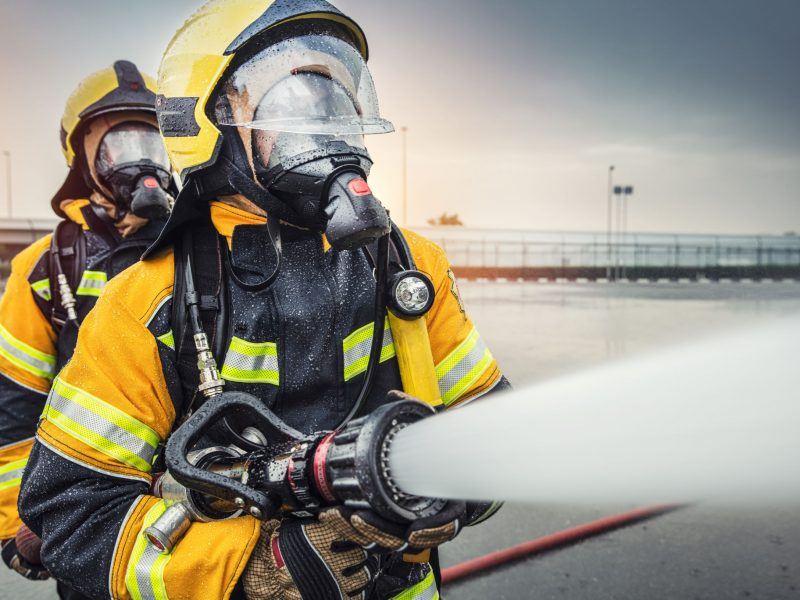 How to be a good firefighter?