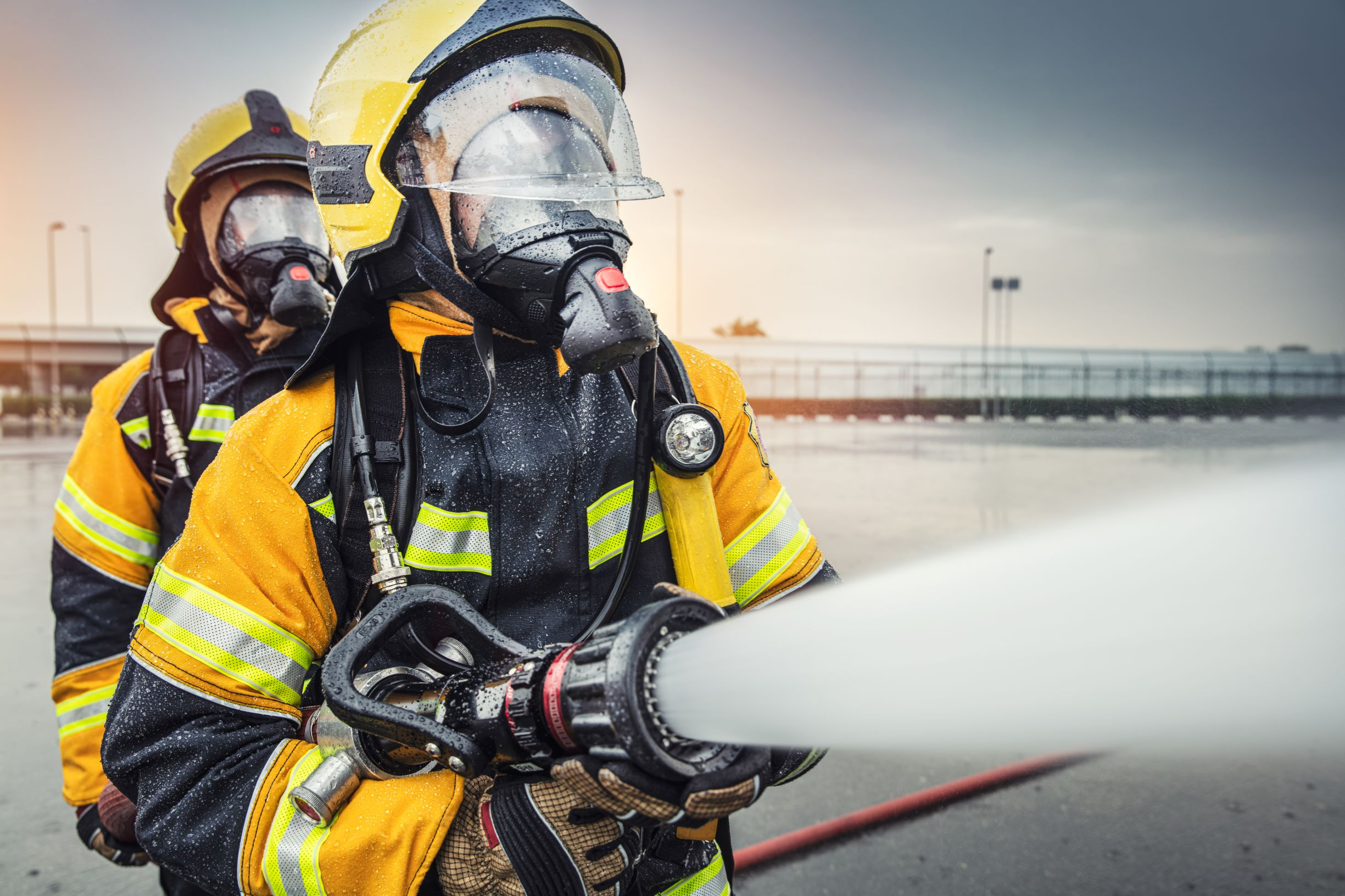 How to be a good firefighter